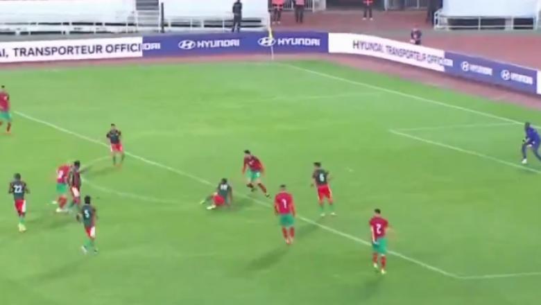 المنتخب الوطني المغربي يفوز على نظيريه البورندي بهدف لصفر