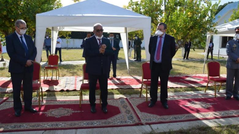 حفل توزيع آليات ومعدات فلاحية بإقليم سيدي قاسم