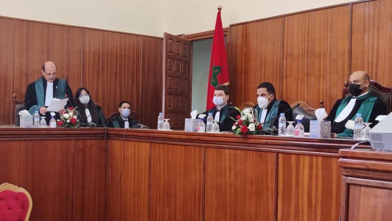 ابتدائية الرماني تشهد تعيين مسؤولين قضائيين