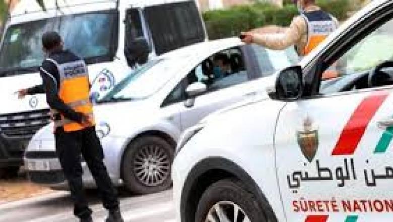 سلا.. مفتش شرطة يضطر لاستعمال سلاحه الوظيفي لتوقيف شخص عرض حياة موظفي الشرطة والمواطنين لتهديدات خطيرة