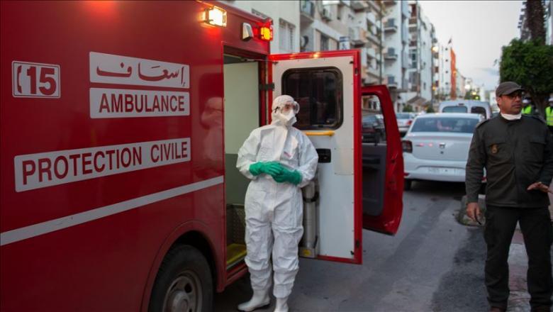 تسجيل 5391 إصابة جديدة بفيروس كورونا منها 948 حالة بجهة الرباط سلا القنيطرة