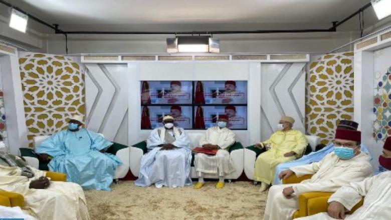 الطريقة التيجانية في دكار تنظم أيامها الثقافية الإسلامية ال 40،تحت الرعاية السامية لصاحب الجلالة الملك محمد السادس، أمير المؤمنين