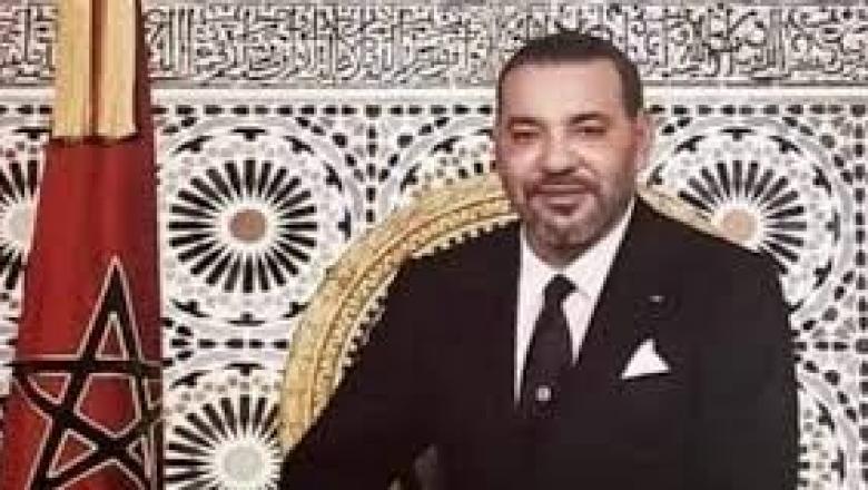 تهنئة السيد عبد الله عباد رئيس غرفة التجارة والصناعة والخدمات لجهة الرباط سلا القنيطرة بمناسبة الذكرى ل21 لعيد العرش