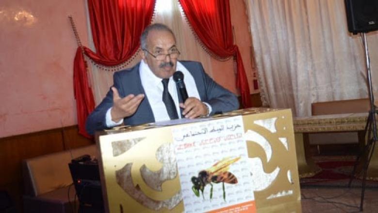 حزب الوسط الاجتماعي يدين ما اقدمت عليه قناة الشروق الجزائرية تجاه جلالة الملك وشعبه
